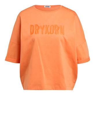 Drykorn  T-Shirt Kelia orange orange