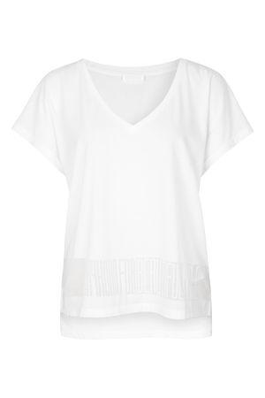 Drykorn T-Shirt  SVANA_P7 weiss