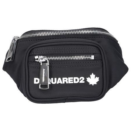 Dsquared2 Belt Bag BUM BAG Polyester grau