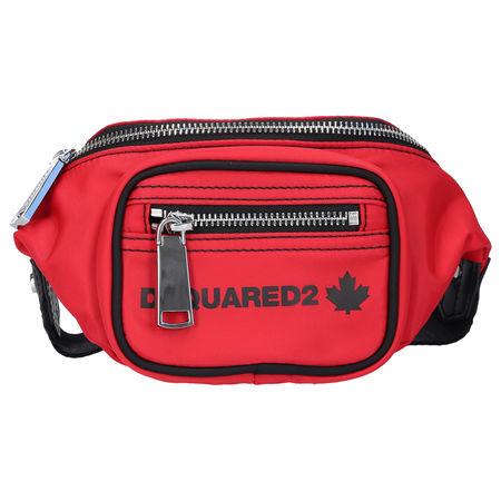 Dsquared2 Belt Bag BUM BAG Polyester rot