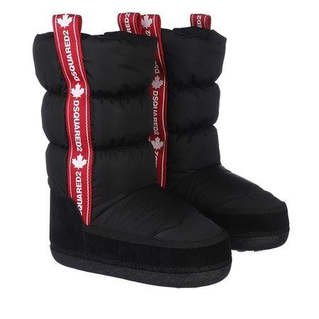 Dsquared2  Boots & Stiefeletten - Logo Snow Boots - in black - für Damen