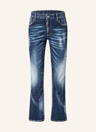 Dsquared2  Flared Jeans blau
