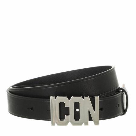 Dsquared2  Gürtel - Hip Belt - in black - für Damen
