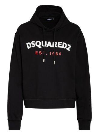 Dsquared2  Hoodie schwarz