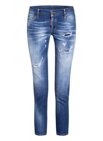 Dsquared2  Jeans Jennifer blau blau