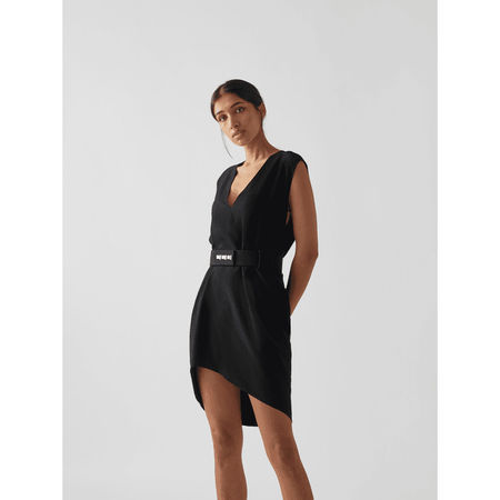 Dsquared2 Kleid mit Taillengürtel