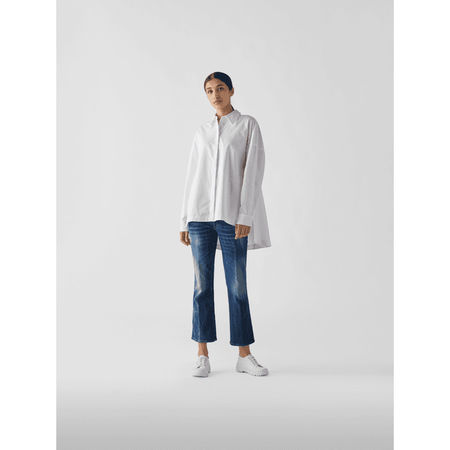 Dsquared2 Mid Rise Bootcut Jeans