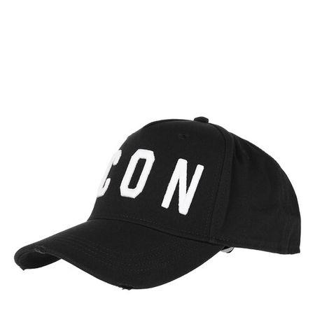 Dsquared2  Mützen - Icon Baseball Cap - in black - für Damen