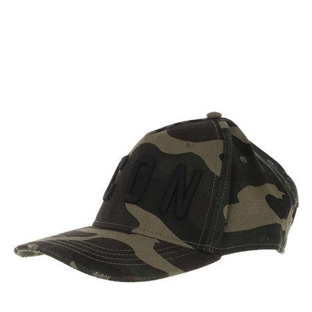 Dsquared2  Mützen - Icon Baseball Cap - in bunt - für Damen schwarz