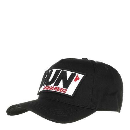 Dsquared2  Mützen - Run Cargo Baseball Cap - in schwarz - für Damen