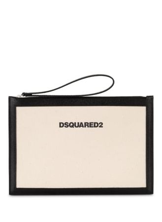 Dsquared2  Pouch weiss