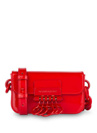 Dsquared2  Schultertasche rot rot