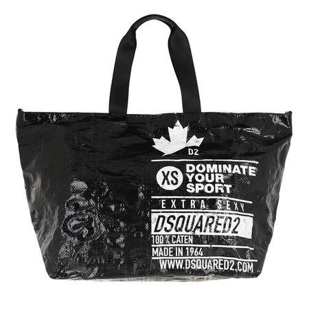Dsquared2  Shopper - Shopping Bag - in schwarz - für Damen