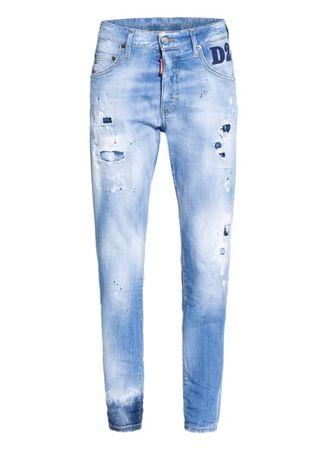 Dsquared2  Skinny Jeans New Skinny Dan blau blau