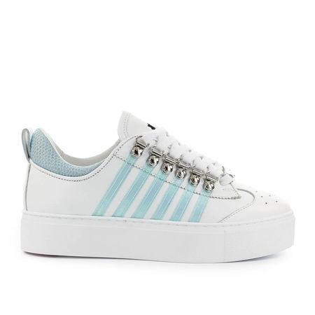 Dsquared2 Sneaker low 251 Kalbsleder