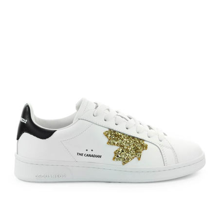 Dsquared2 Sneaker low BOXER Kalbsleder