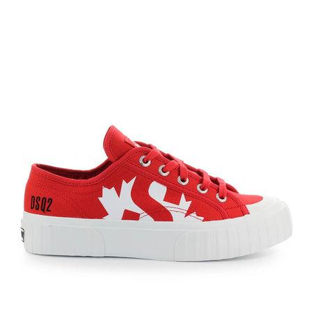 Dsquared2 Sneaker low DSQ2 Baumwolle