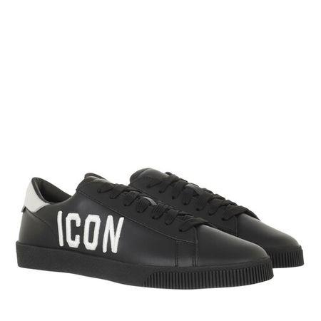 Dsquared2  Sneakers - Icon Sneakers - in black - für Damen