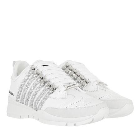 Dsquared2  Sneakers - Side Stripe Sneakers - in white - für Damen