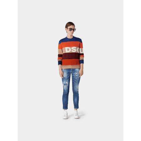 Dsquared2 Strickpullover aus Wolle