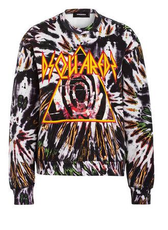 Dsquared2  Sweatshirt schwarz schwarz