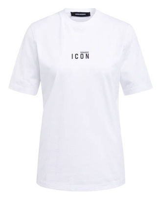 Dsquared2  T-Shirt Icon weiss weiss