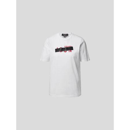Dsquared2 T-Shirt mit Label-Print