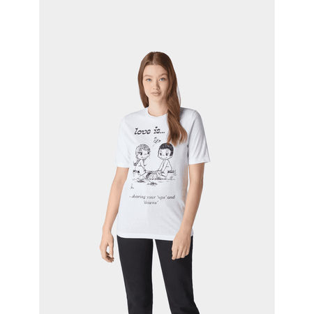 Dsquared2 T-Shirt mit Print