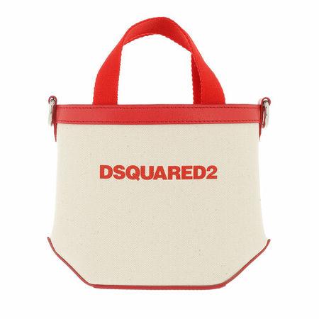 Dsquared2  Tote - Mini Tote Bag - in fawn - für Damen