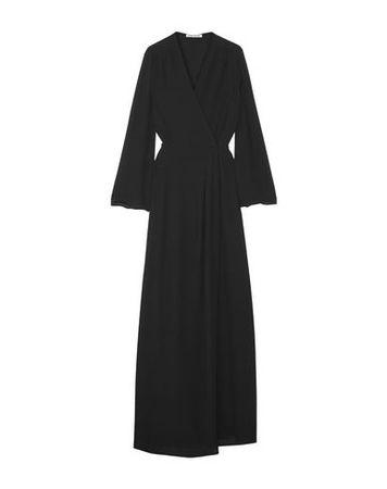 Elizabeth and James  32 Damen Schwarz Langes Kleid Polyester schwarz