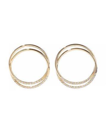 Elizabeth and James  -- Damen Gold Ohrring Metall braun