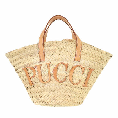 Emilio Pucci  Beuteltasche - Solid & Losanghe Baby Bucket Bag - in multi - für Damen