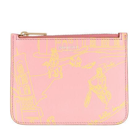 Emilio Pucci  Clutches - Envelope Scorci Fiorent - in rosa - für Damen orange