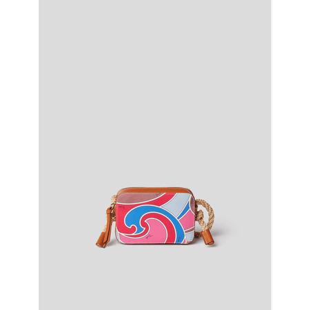 Emilio Pucci Crossbody Bag mit Muster