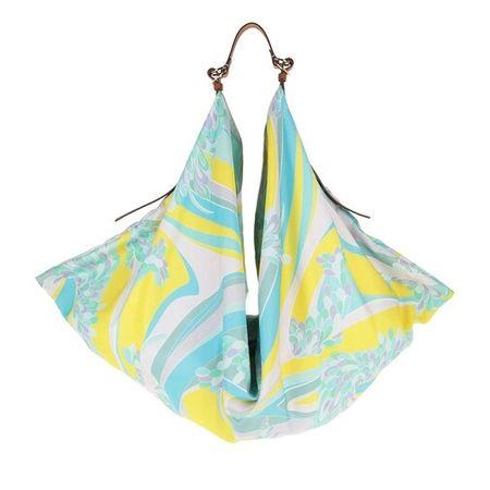 Emilio Pucci  Hobo Bag - Hobo Bag Lilly All Over - in multi - für Damen