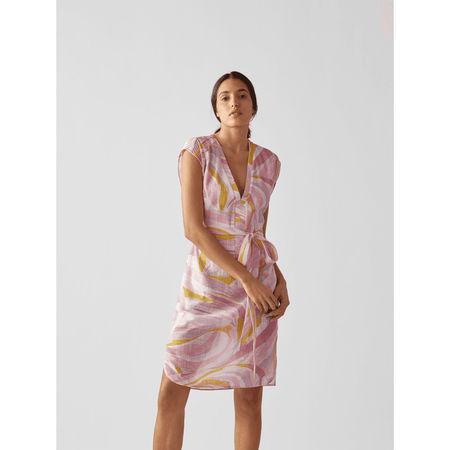 Emilio Pucci Minikleid mit Allover-Muster