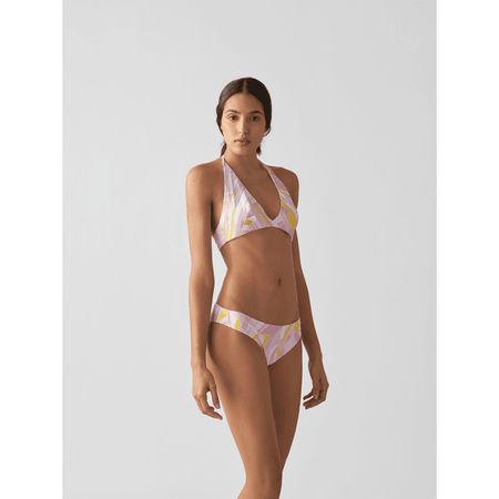 Emilio Pucci Modisches Bikini-Oberteil grau