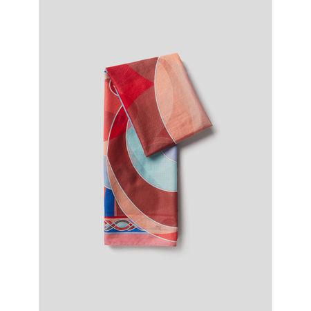 Emilio Pucci Pareo mit Allover-Muster