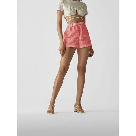 Emilio Pucci Shorts mit Allover-Muster