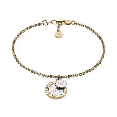 Emporio Armani  Armband - Essential Bracelet - in gold - für Damen