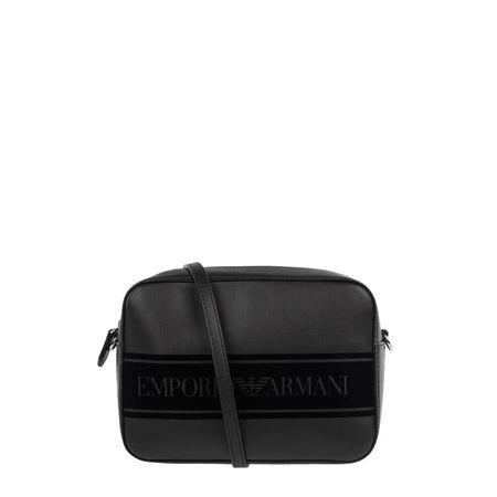 Emporio Armani Camera Bag mit abnehmbarem Schulterriemen