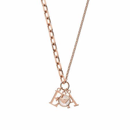 Emporio Armani  Halskette - EG3384221 Necklace - in gold - für Damen