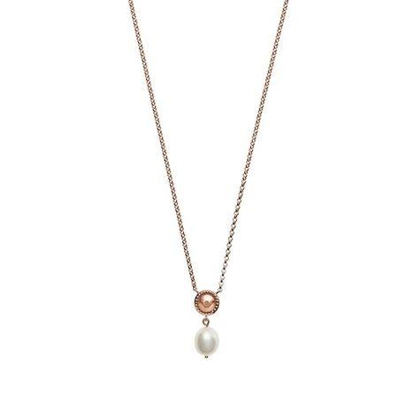 Emporio Armani  Halskette - Essential Necklace EG3433221 - in gold - für Damen