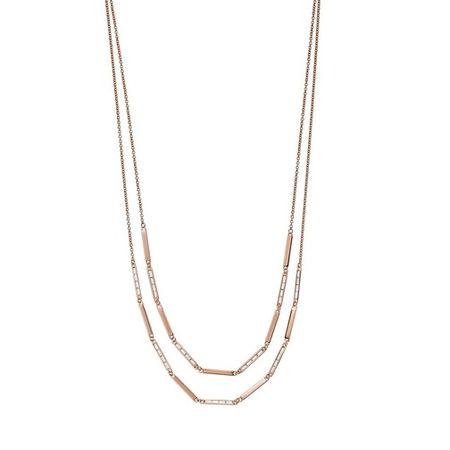 Emporio Armani  Halskette - Ladies Necklace - in Quarz - für Damen