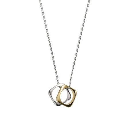 Emporio Armani  Halsketten - Essential Necklace EGS2709040 - in silver - für Damen