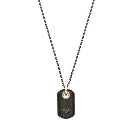 Emporio Armani  Halsketten - Fashion Necklace EGS2706710 - in gold - für Damen