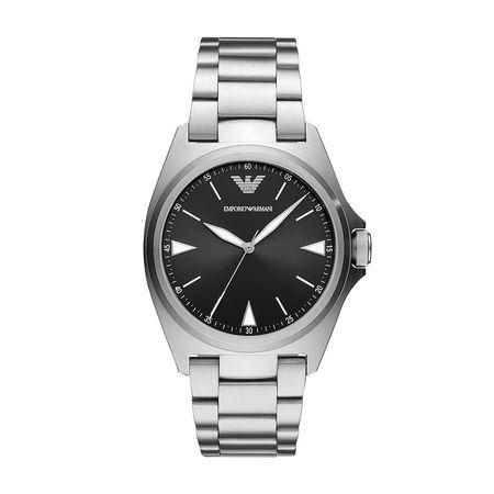 Emporio Armani  Uhr  -  AR11255 Men Dress Silver  - in silber  -  Uhr für Damen grau