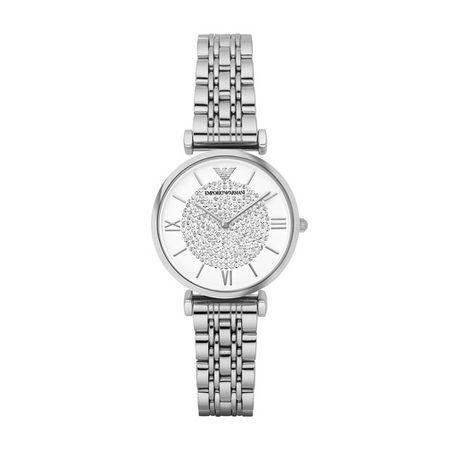 Emporio Armani  Uhr - Watch Dress AR1925 - in silver - für Damen