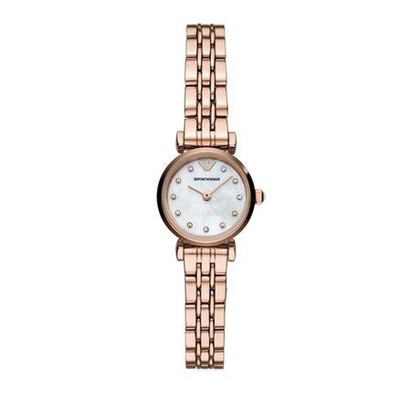 Emporio Armani  Uhr - Women's Two-Hand Stainless Steel Watch - in Quarz - für Damen