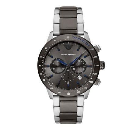 Emporio Armani  Uhren - Chronograph Stainless Steel Watch - in multi - für Damen